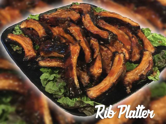 Rib-platter